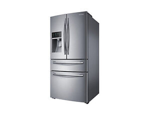 NEW Samsung french door Refrigerator SS still in Shipping carton