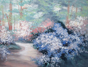 Large Impressionistic Painting