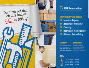 Affordable & Reliable Renovation