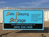 Do you need extra storage for your home or business?