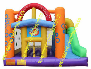 SALES of BRAND NEW inflatables games