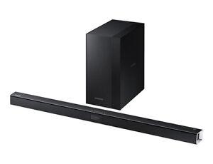 Samsung HW-K430 220-Watt 2.1 Channel Flat Sound Bar with Wireles