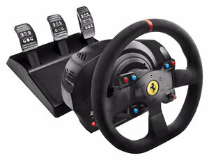 Thrustmaster TX, T3PA pedals + Wheel Stand Pro