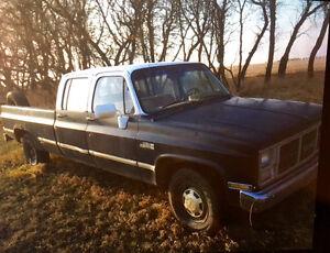 1988 Chevrolet C/K Pickup 3500 Pickup Truck