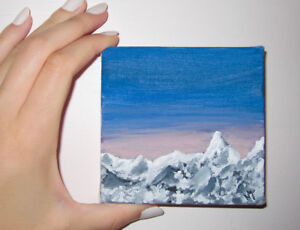 Mountain Painting for sale