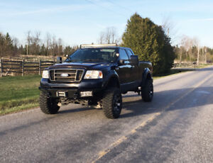 2006 f150 fx4 lifted