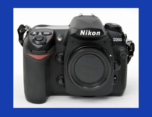 Nikon D200 Digital Camera Body Only