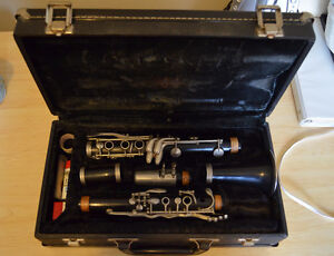 Artley Prelude 185 Clarinet With Case + Cork Grease