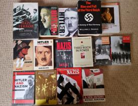 15x Nazi Germany Hitler Third Reich Textbooks