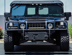 2002 H1 Hummer-Gloss Black low kms