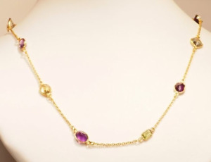 Gemstone Necklace, Appraised at $870!