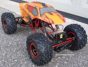 New RC Rock Crawler Truck Electric 2.4G 1/10 Scale 4WD City of Toronto Toronto (GTA) image 8
