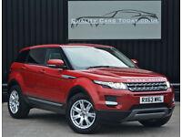 Land Rover Range Rover Evoque 2.2 SD4 Pure TECH Auto 4WD *Pan Roof + Nav + etc*