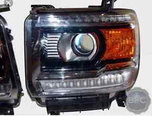 2016 gmc headlights