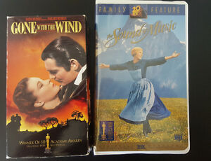 Old movies VHS