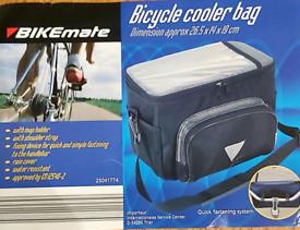New BIKEmate Bicycle cooler bag Bicycle cooler bag