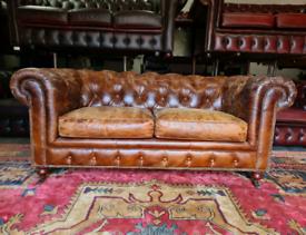 Barker & Stonehouse Chesterfield Sofa