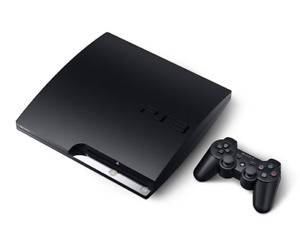MINT CONDITION PS3 SLIM (160GB) FOR SALE - $175 OBO