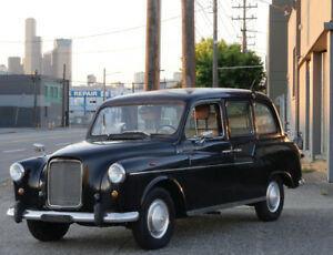 1989 London Taxi - LHD with only 7719 kilometers