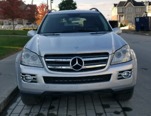 Mercedes-Benz GL450 4matic 2007
