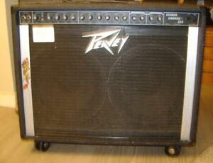 USA made Peavey Guitar AMP. 1980's