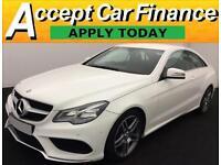 Mercedes-Benz E220 Sport FROM £103 PER WEEK!