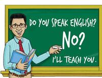 Do you speak english? I can teach you basic English.