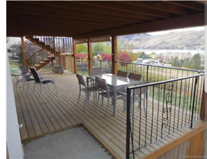 Lake view basement suite for rent