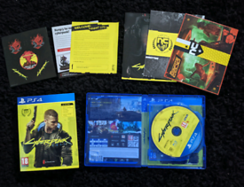 Cyberpunk 2077 PS4 - Free PS5 Upgrade