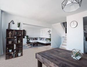 Sublet 6-12 Months - 5 1/2 Big Penthouse with View ATWATER
