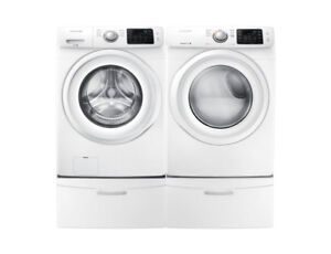 DECEMBER BLOWOUT SALE: Samsung Washer+ Dryer Combo