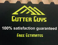 EAVESTROUGH CLEANING & GUTTER GUARD INSTALL -PREBOOK FOR FALL!