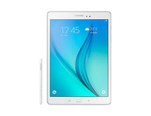 Samsung tablet Galaxy Tab A 9.7 inch white color