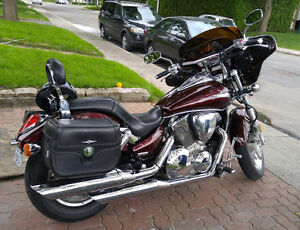 VTX 1300 custom A1 very clean.