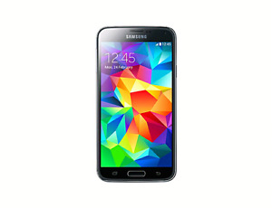 Galaxy S5 16GB factory  works perfectly in excellent0 condition
