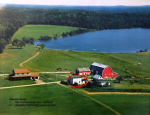 700+ Acre Farmstead within 1 hour drive from Halifax