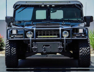 2002 H1 HUMMER-the ultimate winter machine