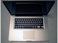 """Apple MacBook Pro 15"""" (late 2008)"""