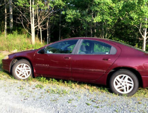 2001 Chrysler Intrepid