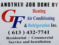 GF Heating, A/C  & Refrigeration - A/C Sale on now!!