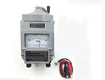 1000m 1000v Megger Meter Insulation Tester Resistance Meter Professional Tool