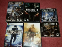 Call of Duty PC Games