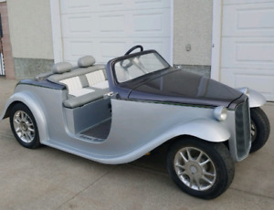 California Roadster Golf Cart