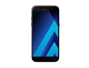 NEW-Sealed-Factory Unlocked Samsung Galaxy A5 2017 -Black- $318
