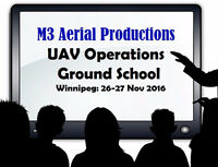 UAV Operators Ground School Course