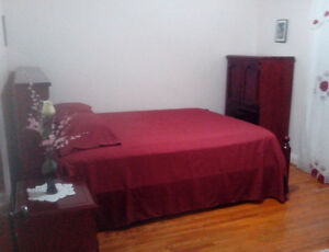 ROOM- FURNISHED FOR RENT IN TORONTO