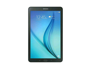 Galaxy Tab E 16GB 8.0 Wi-Fi + LTE works perfectly in excellent c