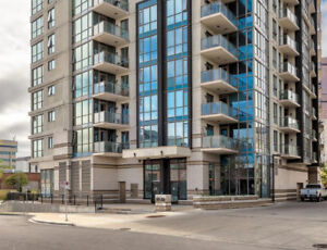 Riverfront condo 1 bed 1 bath 1 parking for rent $1400/mo