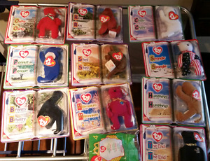 TY Beanie Babies - McDonald's collection