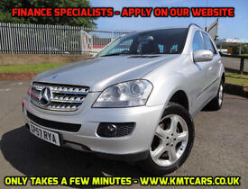 2007 Mercedes-Benz ML280 3.0TD CDI Auto Sport - KMT Cars